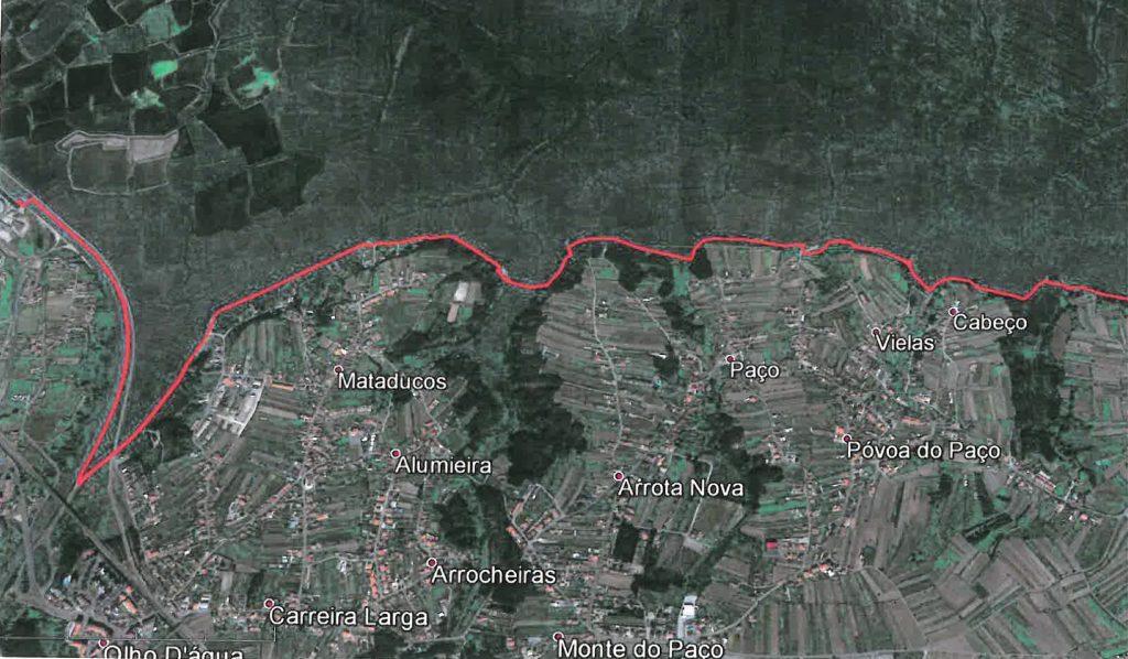 mapa de esgueira Junta de Freguesia de Esgueira mapa de esgueira
